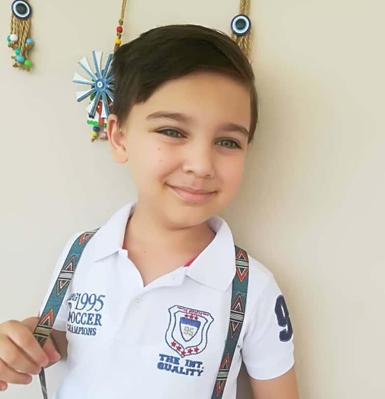 Ömer Tuğra Yeşil kimdir 6 yaşında model ve oyuncudur