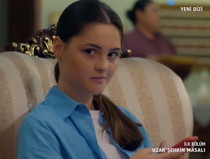 Uzak Şehrin Masalı Elif karakterine Derya Pınar Ak hayat verecek